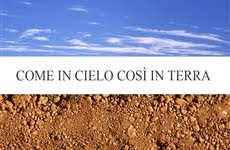 COME IN CELO COSI IN TERRA
